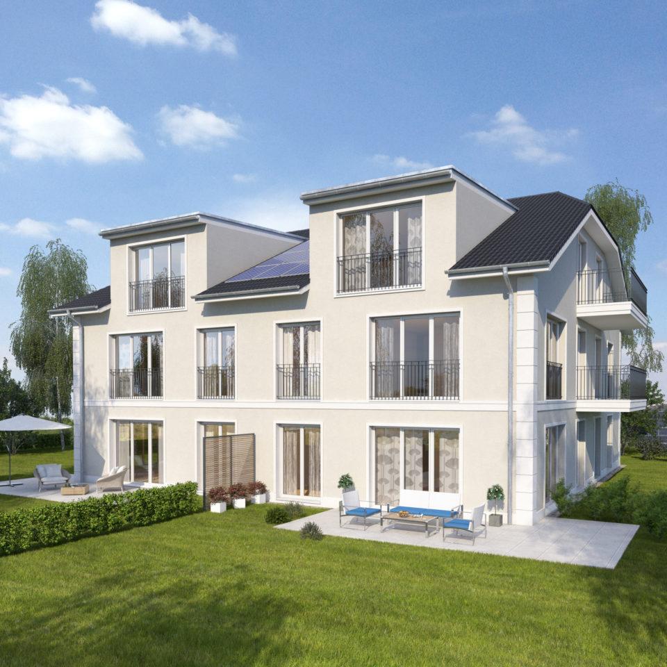 25 Eigentumswohnungen in Dießen am Ammersee